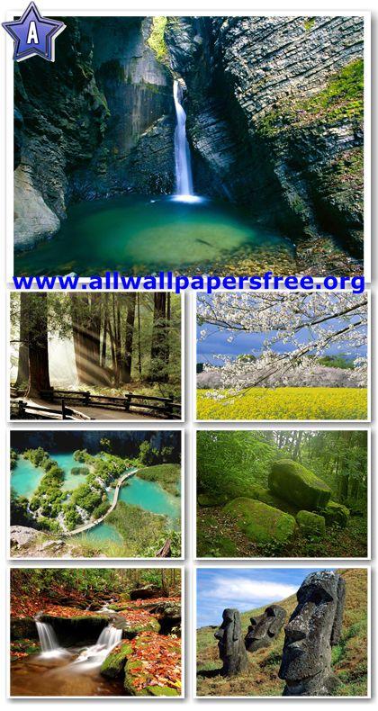 100 Impressive Nature Wallpapers 1600 X 1200 [Set 21]