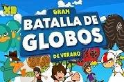Disney XD Batalla de globos de verano