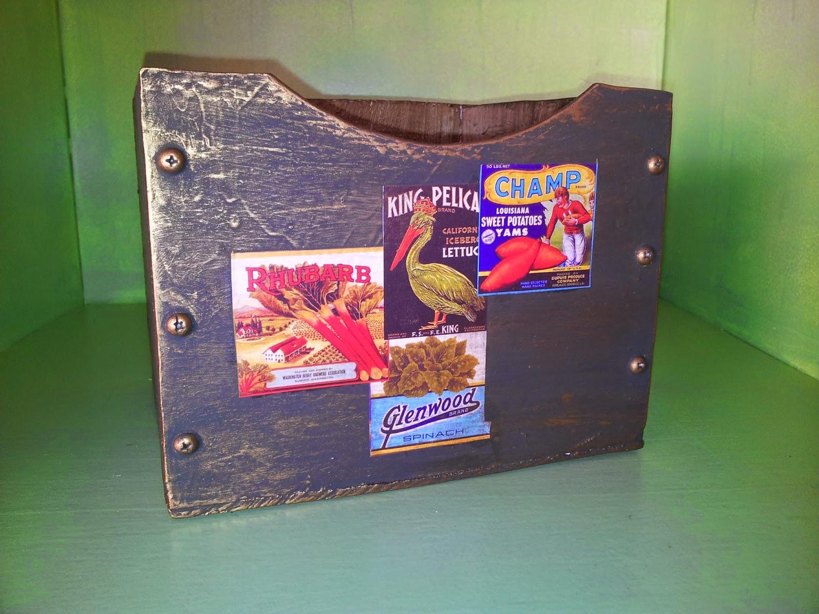 Madeira e outros objetos: Como decorar pequenas caixas de madeira #954336 1600x1200