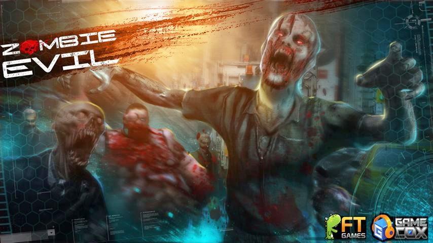 Zombie Evil v1.14 Full Apk Mod [Money]