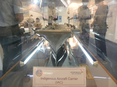 Indian Indigenous Aircraft Carrier