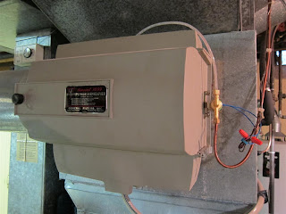 Furnace Humidifier, broken, fix, repair