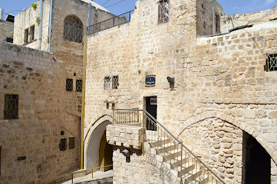 terra santa jerusalem - casa do cenaculo
