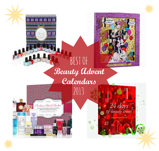 Best Beauty Advent Calendars 2013 Boots Ciate, Selfridges, YouBeauty, Benefit