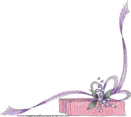 Bordes para decorar hojas nuevas im genes for Adornos para paginas