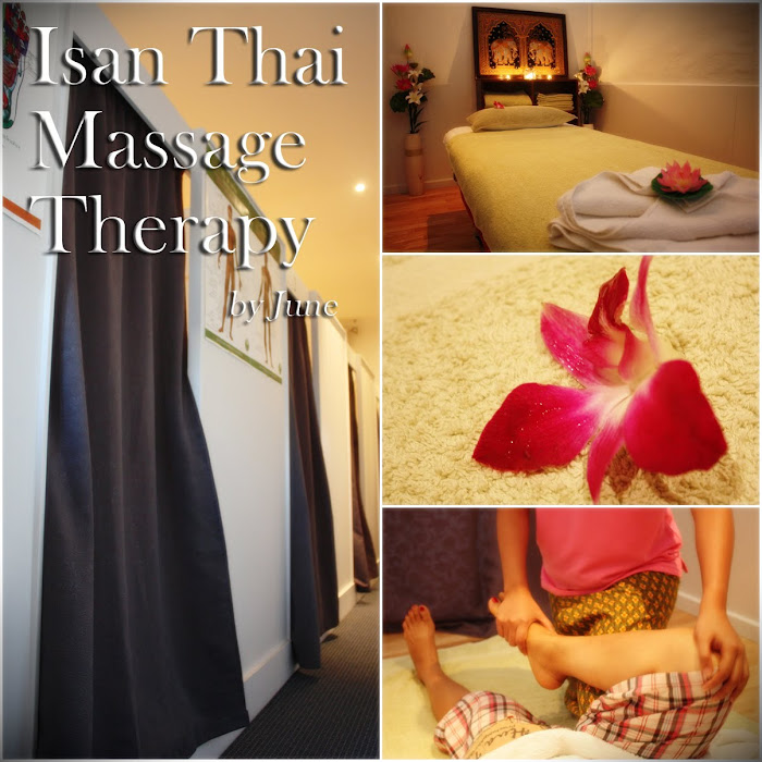 Isan Thai Massage Therapy by June