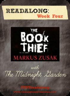 The Book Thief Readalong: Week Four