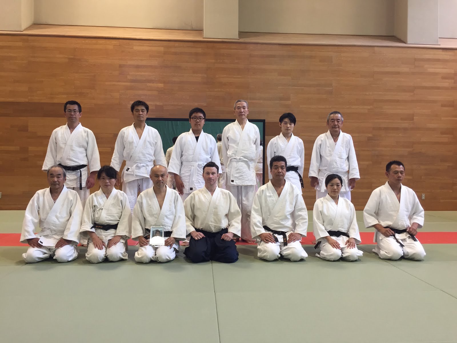 2015年5月30日の武道家達