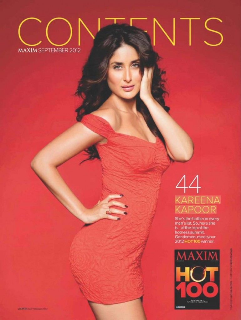 kareena kapoor is hottest woman in the world | kareenakapoorkhan