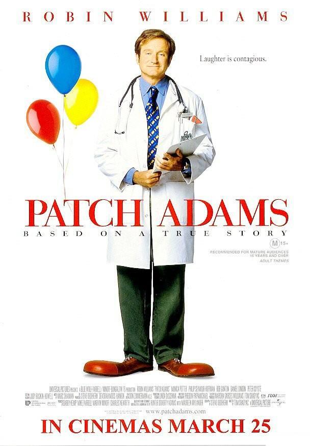 Fotografías con Historia: Patch Adams - El creador de la ...
