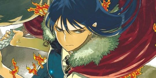Actu Manga, Critique Manga, Kana, Manga, Ryu Mizunagi, Ryû Mizunagi, Shonen, Witchcraft Works,