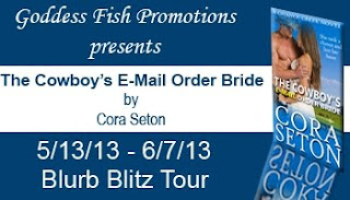 The Cowboy&#39;s E-mail Order Bride