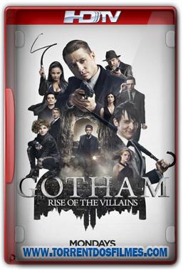 Gotham 2ª Temporada (2015) Torrent - Dublado HDTV 720p e 1080p Dual Áudio