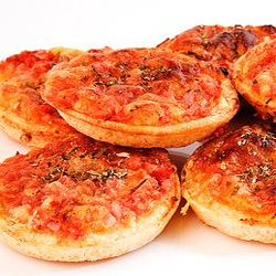 resep cara membuat pizza mini