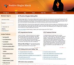 positive singles match