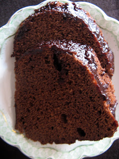 new sept+061a Sour Cream Chocolate Bundt Cake with Chocolate Glaze