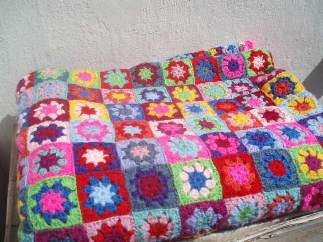 La ventana azul: 54.- Todas mis mantas a crochet ... - photo#6