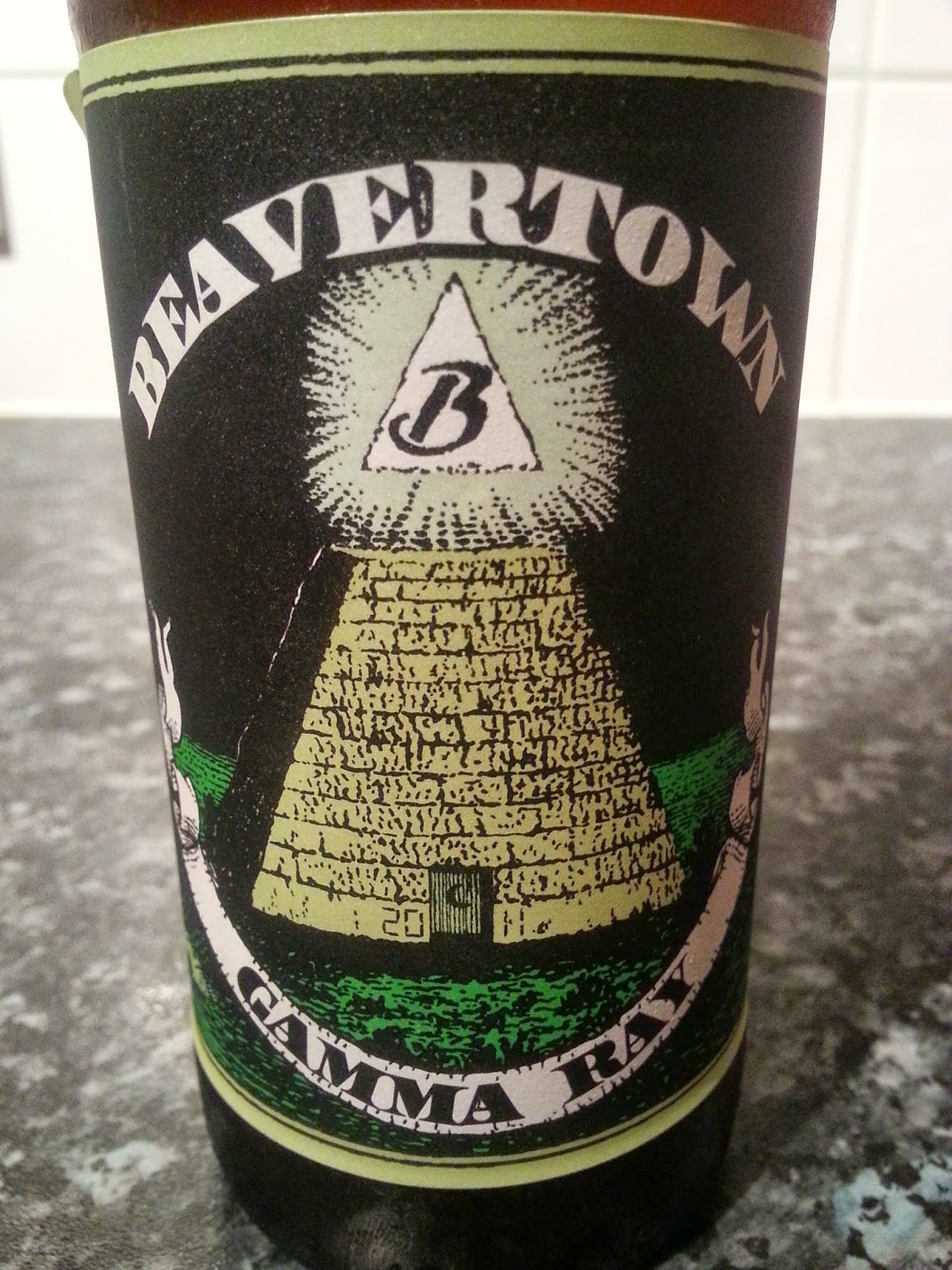 Beavertown Gamma Ray Pale Ale