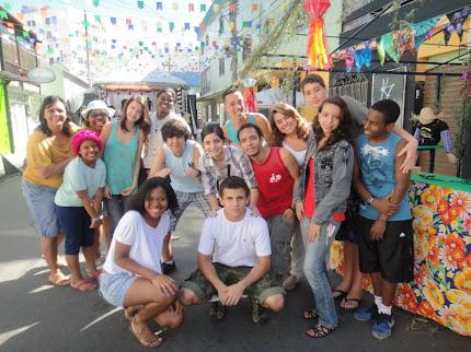 Pastoral da Cultura de Macaé e Grupo Jovem Luz do Mundo