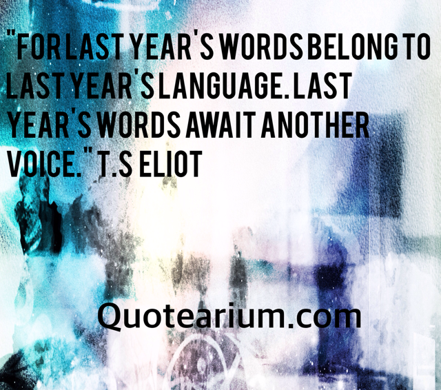 Quotearium : New Year, New Quotes: 30 Days of Inspirational Quotes