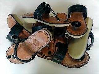 Sandal Tarumpah Tasikmalaya