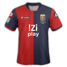TSM FC Pes 2013 Wii Genoa+1