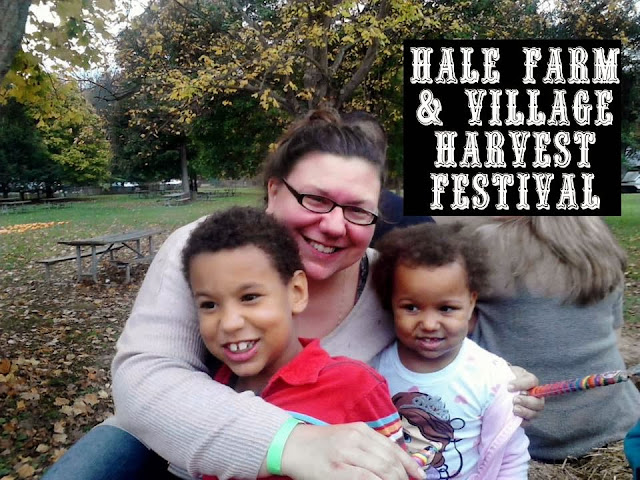 The Annual Hale & Farm and Village Harvest Festival