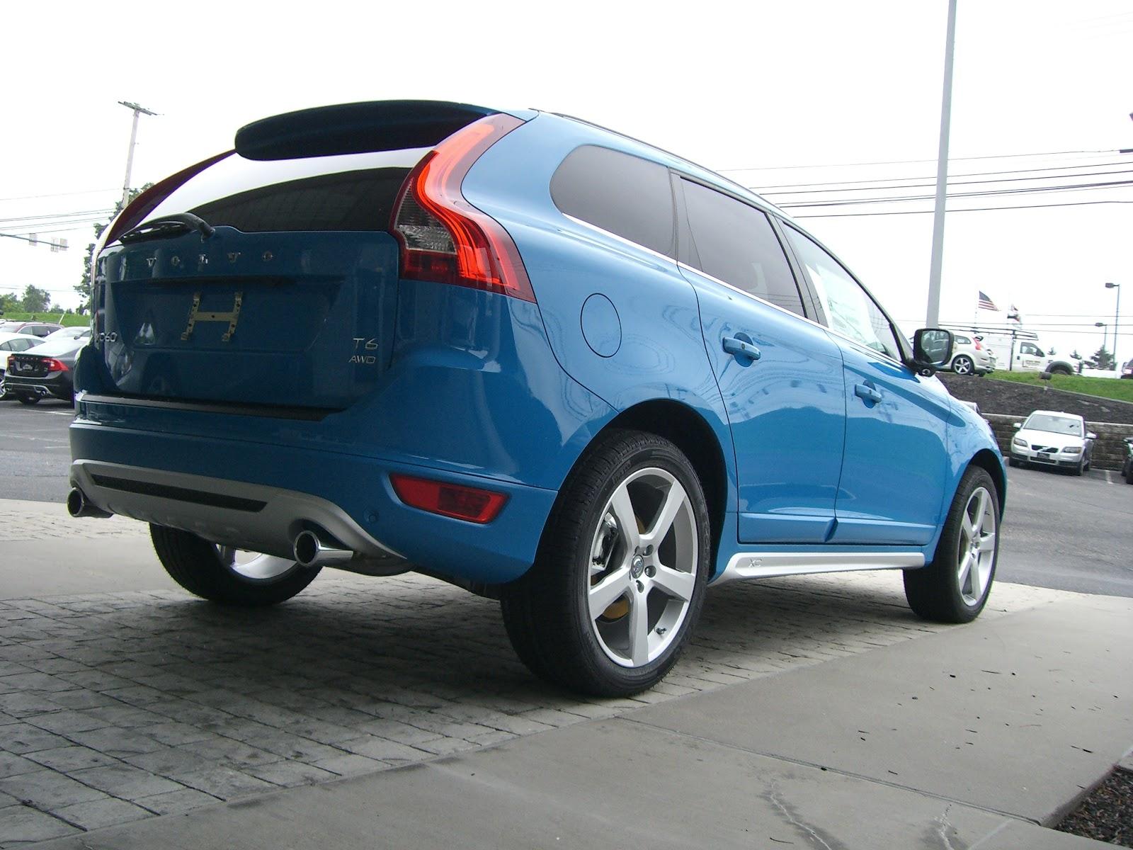 Lehman Volvo Cars Be A Rebel In Rebel Blue
