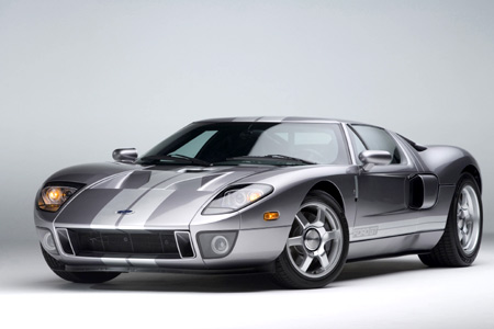 Ford Gt. Ford GT was launched in the