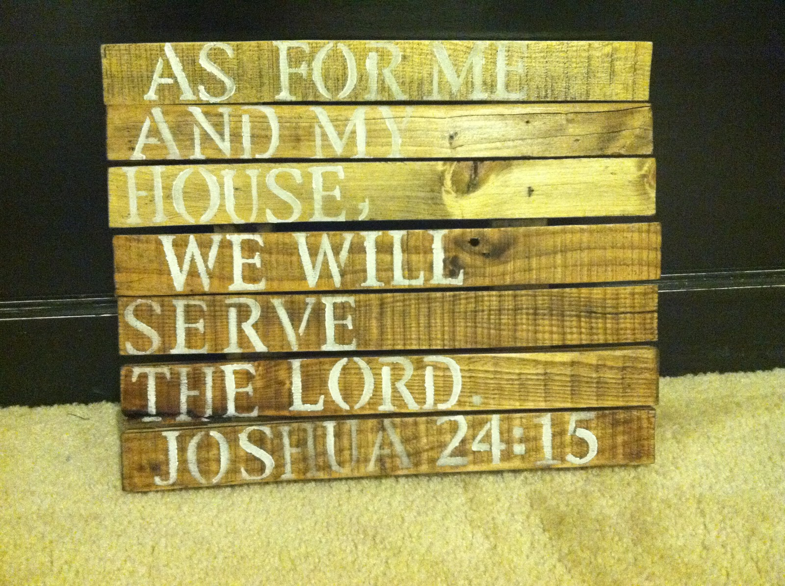 Wood Plank Sign : Wood Plank Sign - Hello Life