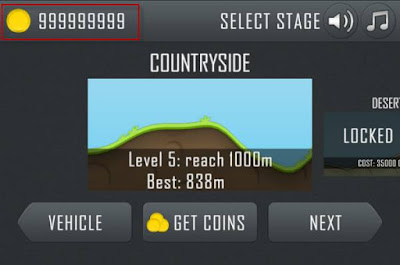 Hill Climb Racing v1.24.0 Full Hileli Mod Apk İndir