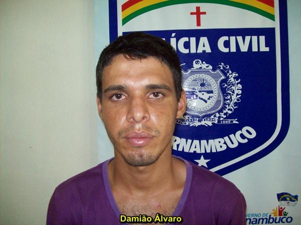 TUPARETAMA-PE: Policiais civis e militares da Operação Malhas da Lei prendem em flagrante acusado de homicídio