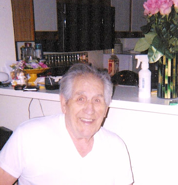 Joseph, my step-dad who passed away on 6/3/11