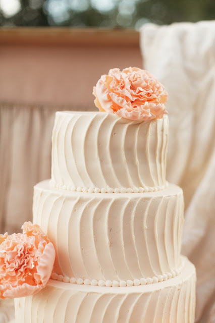 Rustic Wedding Cake by Twin Cities Bakery Cocoa &amp; Fig