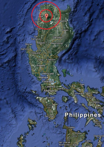 licuan, philippines earthquake 2013 MAY 30