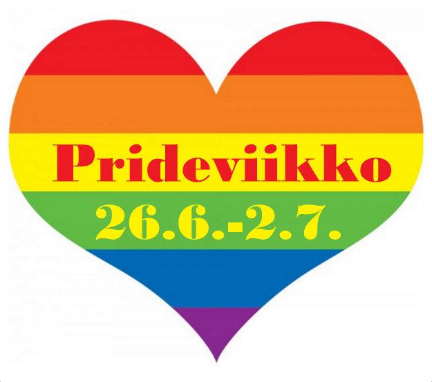 Prideviikon lukutempaus: