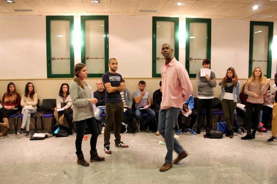 """Video del Taller """"PoesíARTE""""  para la Universidad de la Rioja"""