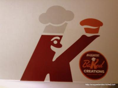 Krispy Kreme Baked Creations