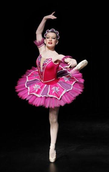 Jemima G 2011 Pink mauve classical tutu