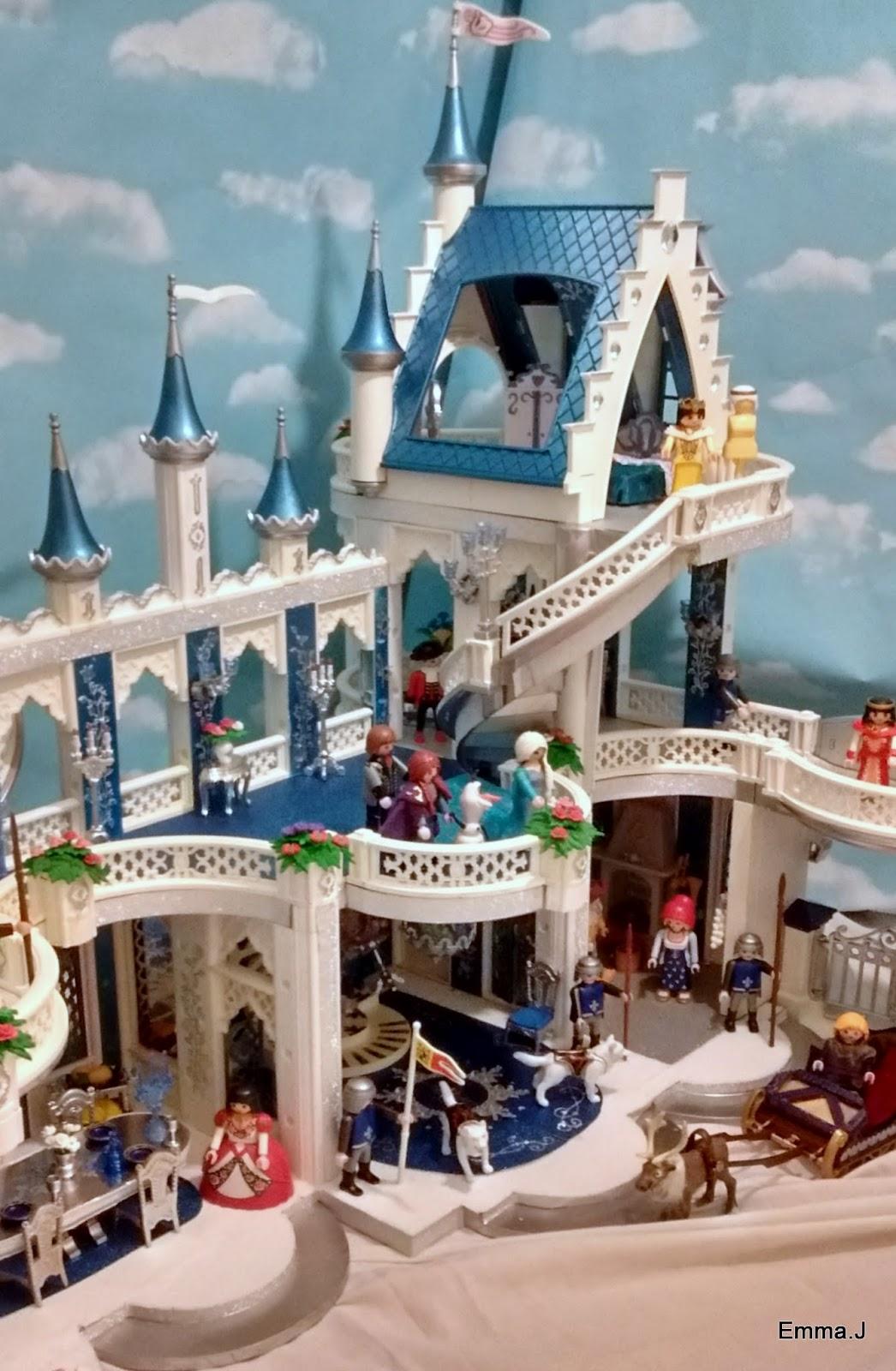 grand frozen palace