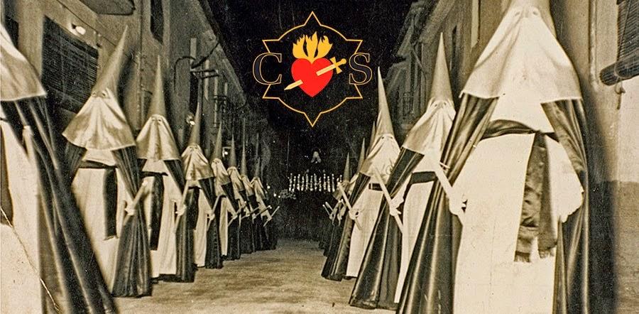 Confraria del Silenci -Pas de la Soledat de Bellreguard