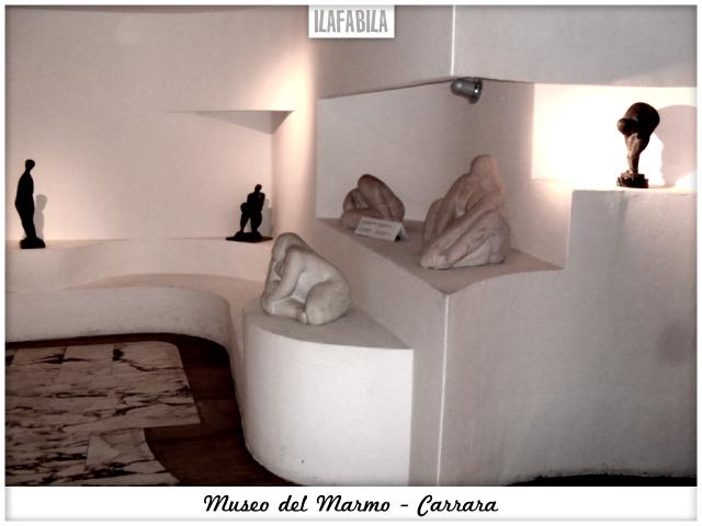 Museo del Marmo di Carrara - Sala della Scultura Moderna