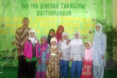 Pengurus Madrasah Al Ikhlas Cijambe