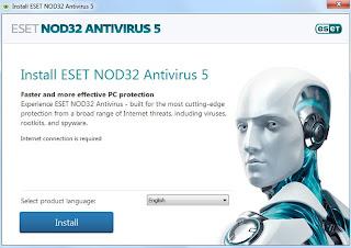 ดาวน์โหลดโปรแกรมฟรี ESET Smart  Security 5  ESET NOD32 AntiVirus