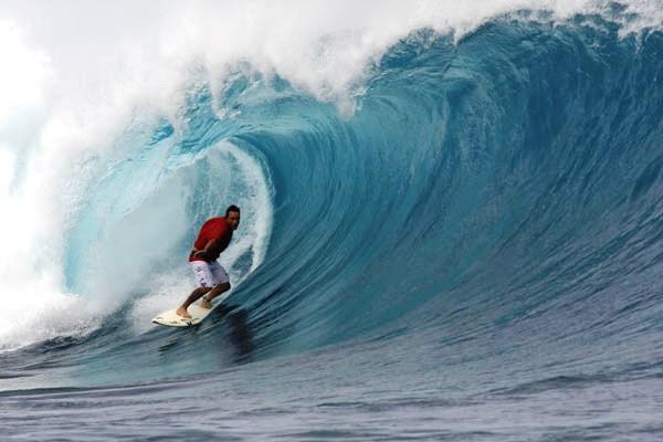 Mentawai Island Surving