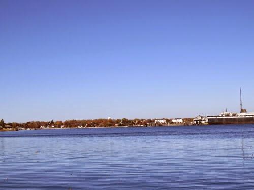 Pere Marquette Lake