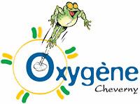 Oxygène Cheverny Logo