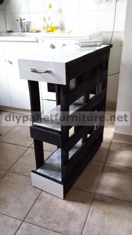 Mueblesdepalets.net: mueble de cocina a medida hecho con palets