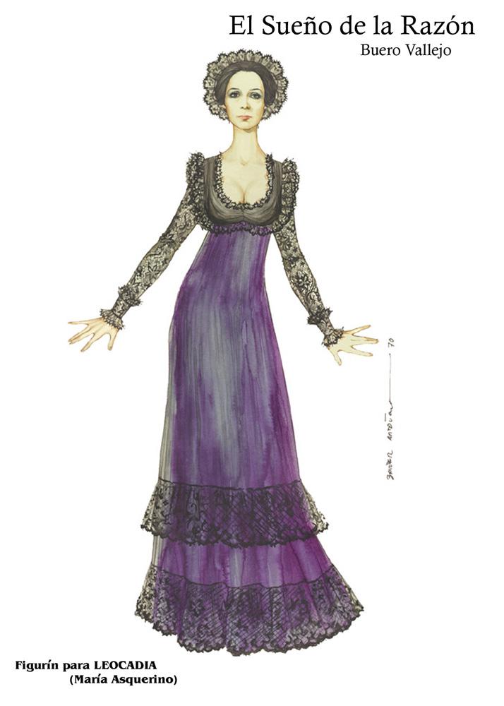 En recuerdo de Javier Artiñano, el diseñador de vestuario con más ...