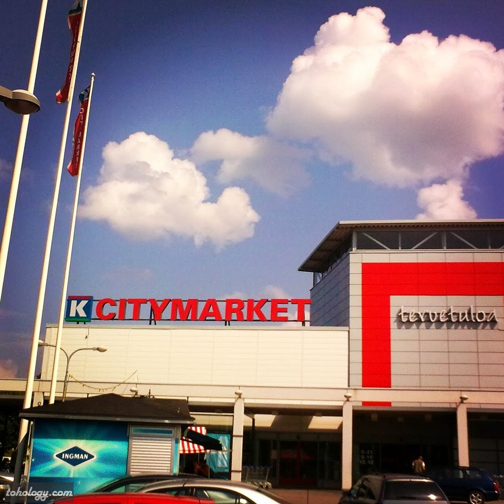K-citymarket (city center)